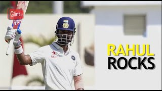 KL Rahul scores hundred | India vs West Indies 2nd Test Highlights