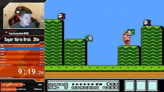 Super Mario Bros. 3mix World Record 1:04:55
