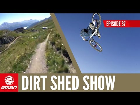 The World's Toughest Race + Absalon's Swan Song | The Dirt Shed Show Ep. 37