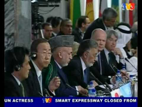 Afghanistan want to manage national security on 2014 @ Kabul, Afghanistan (Nightline 21/7/10)