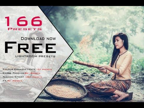 0 + Free Lightroom Presets to Download