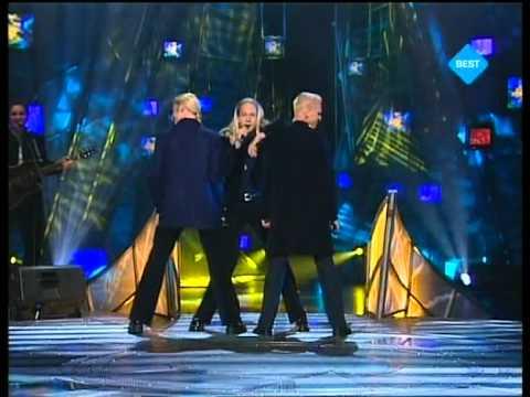 Bara hon älskar mig  Sweden 1997  Eurovision songs with  orchestra