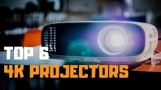 Best 4K Projector in 2019 - Top 6 4K Projectors Review