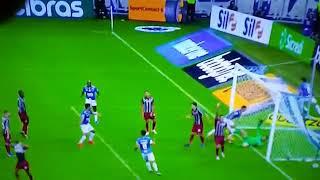 Gol de Thiago Neves! Cruzeiro 2 x 2 Fluminense Copa do Brasil 2019