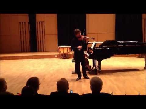 Дворжак, Антонин - Мазурка для скрипки с оркестром