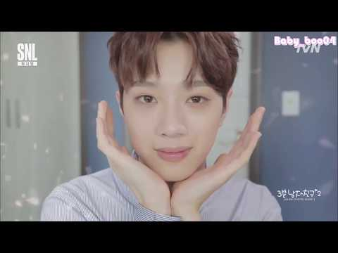 [INDO SUB] 170819 SNL Korea Season 9 - Wanna One Lai Guanlin 3 minute boyfriend