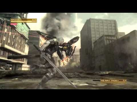 Metal Gear Rising REVENGEANCE : Epic Battle Pt1