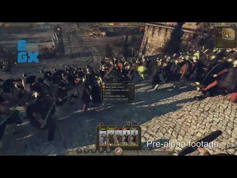 Total War: Attila Announced! -  EGX 2014 Exclusive
