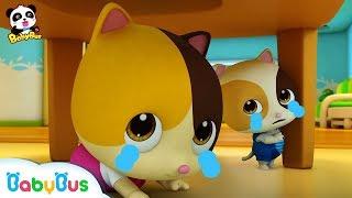 Keluarga Bayi Kucing & Keluarga Bayi Panda | Kumpulan Film Anak | BabyBus Bahasa Indonesia