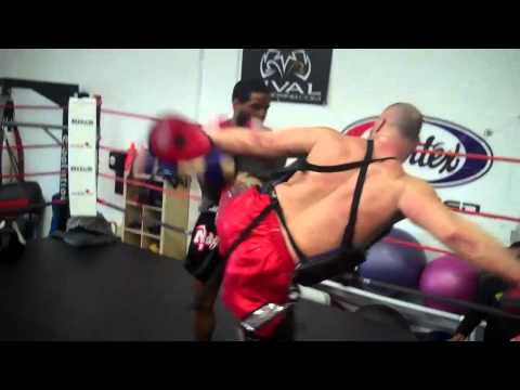 Muay Thai  Elbow  and  Knee combos Image 1