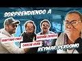 LA SORPRESA DE VIVES, CEPEDA Y CRUZ/ CANTANDO EN UN BUS CON REYMAR PERDOMO