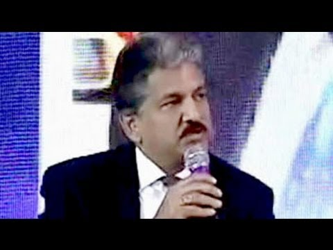 Business Leader of the Year: Anand Mahindra