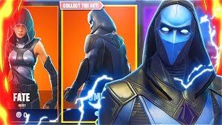 New OMEN FREE SKINS In Fortnite Battle Royale! NEW Fortnite Battle Royale Skins! (New Skins)