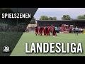 TuS Fichte Lintfort - DJK Vierlinden (Relegation zur Landesliga) - Spielszenen