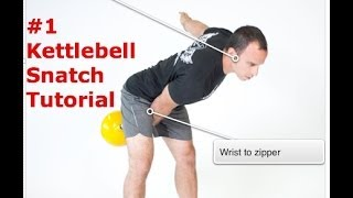 "Kettlebell Snatch Technique - ""Did you Know"" Part 2"