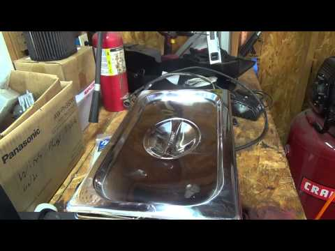 how to build an ultrasonic carburetor cleaner