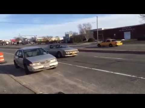 Starion Burnout stock g54b with Mookeeh 3 inch exhaust