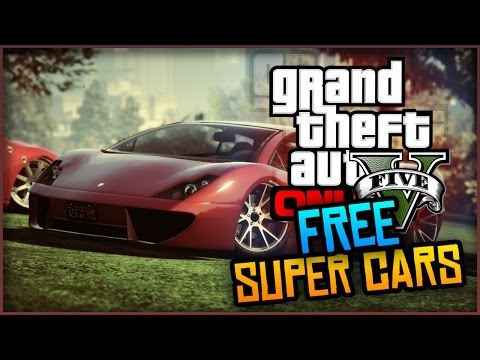 GTA 5 Online - FREE SUPER CARS GLITCH! How To Get 'Super Cars' FREE in GTA 5 Online! (SOLO)
