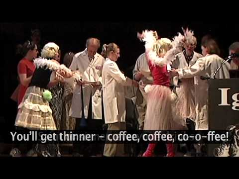 Improbable Research Collection #131: The Coffee Diet