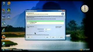Extend a Hard Drive's Partition