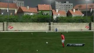 Fifa 11 (1 часть) 8 июня 2011 г.