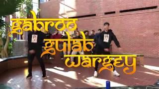 CHARCHE  BHANGRA COVER  HIMMAT SANDHU  HSD MIX  GA