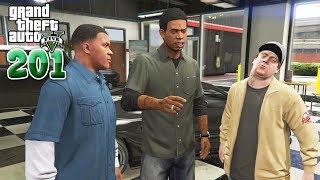 វគ្គមនុស្សចាស់បង្រៀនក្មេងខូច - Lamar and Franklin -GTA 5 Redux Real Life Ep201 Khmer|VPROGAME
