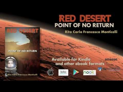 Red Desert - Point of No Return (book trailer)