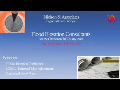 Elevation Certificate Charleston SC | For Quotes Call 843-276-1379