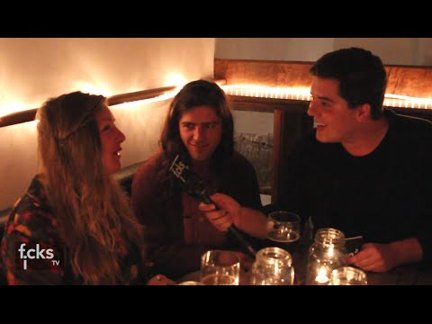 ficks music: Ivory Hours Interview at Indie Week Canada 2014 (ficksTV)