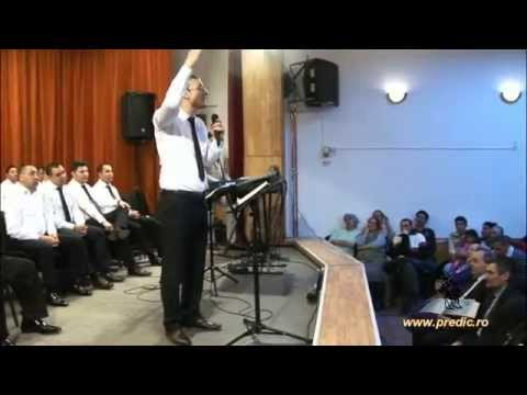 Evanghelizare Rugul Aprins Cluj Napoca 28 02 2014 - MIrcea Demian