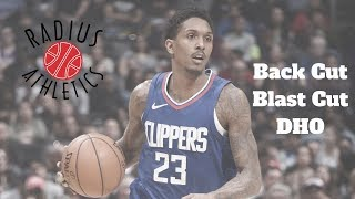 Back Cut Blast Cut DHO - Los Angeles Clippers