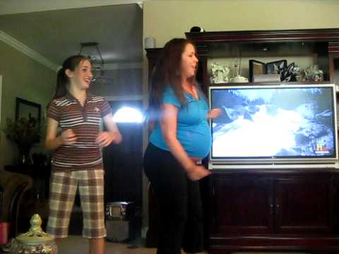 Pictures of pregnant girls humping impudence!