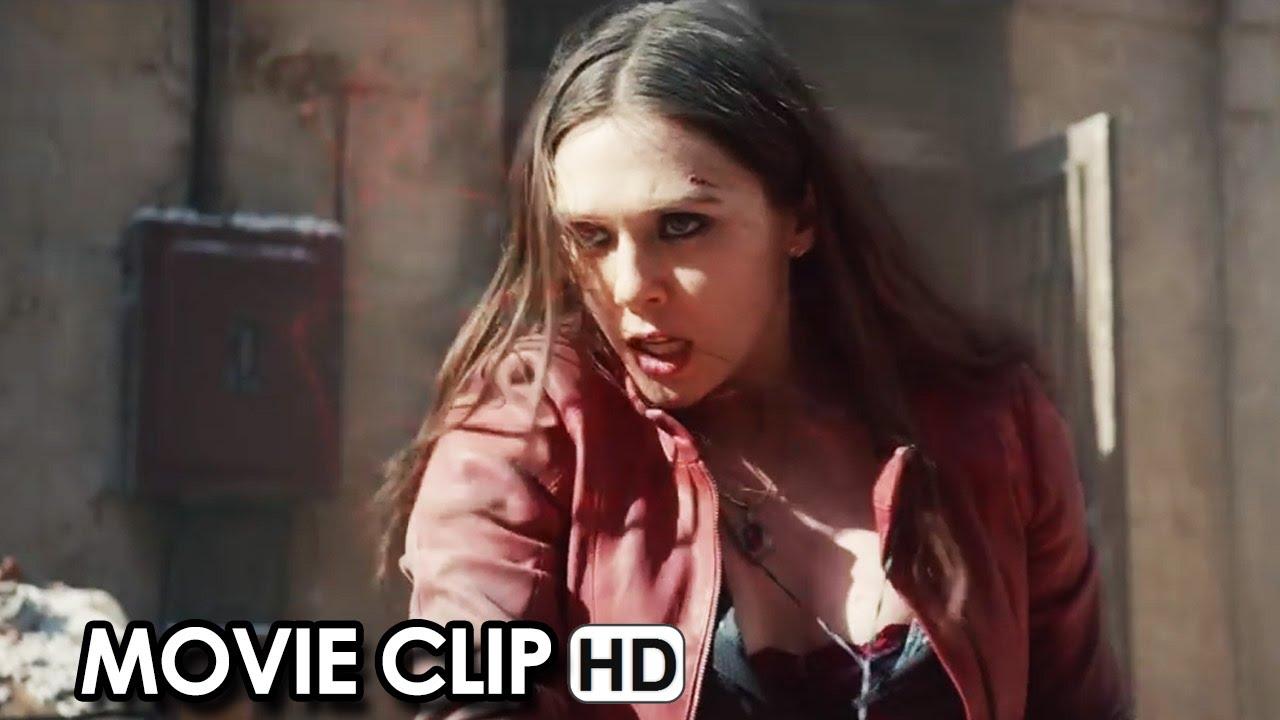 Avengers: Age of Ultron Clip 'Defending Sokovia' (2015) - DVD Blu-Ray Release [HD]