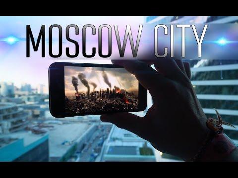 ░▒▓ Поселился в Москве Сити ▓▒░  - Влогин ☀
