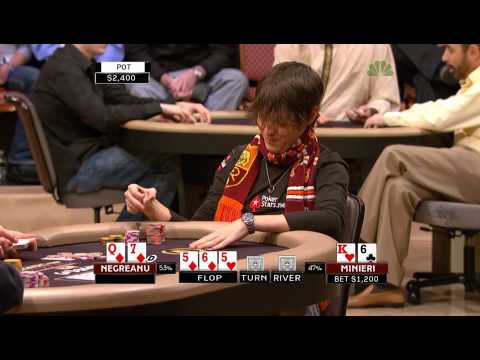 National Heads Up Poker Championship 2009 Episode 5 2/4 Video