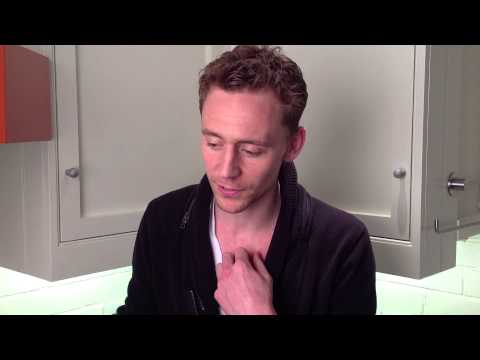 Tom Hiddleston Live Below The Line Day 5