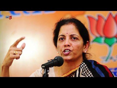 Voters Rejected Corruption Congress, Says Nirmala Sitharaman | MahaVerdict : TV5 News
