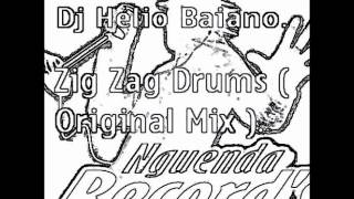 Dj Dorivaldo Mix - Zig Zag Drums (Original Mix)