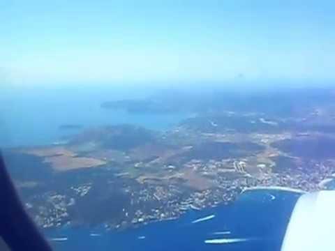 Island of Majorca southwest coast.
