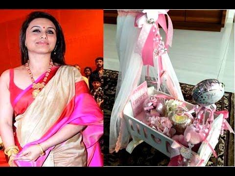 Rani Mukerji Aditya Chopra announce daughter Adira's birth