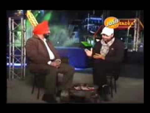 Babbu Mann Latest Interview With Shamsher Sandhu- Part 1 video