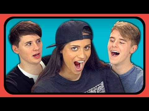 YOUTUBERS REACT TO K-Pop #3