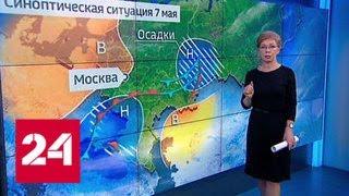 """""""Погода 24"""": в день инаугурации в столице будет солнечно - Россия 24"""