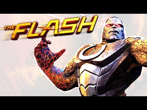 DARKSEID Confirmed In Arrow & Flash TV Shows!
