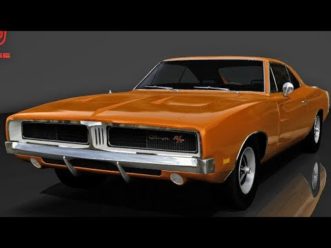Forza Motorsport 2 - Dodge Charger R/T-SE 1969 - Test Drive Gameplay (HD) [1080p60FPS]