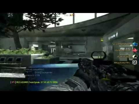 Modern Warfare 3 - On Intel Celeron G530 (1280x1024)