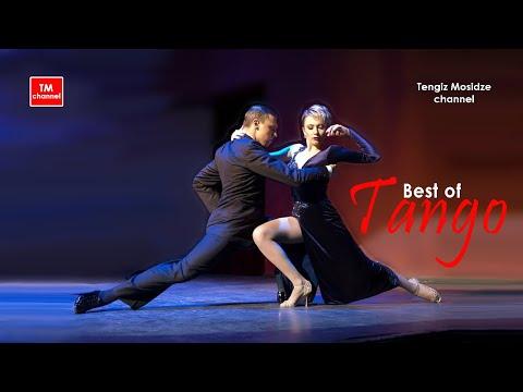 Tango El huracan. Sergey Kurkatov and Yulia Burenicheva  with Solo Tango Orquesta Tipica. 2016.