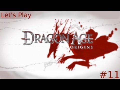 Let's Play Dragon Age: Origins #11: Vertragsverhandlungen (PC, HD, Deutsch)