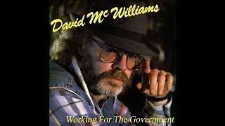 David McWilliams - Hold Back the Night [Audio Stream]
